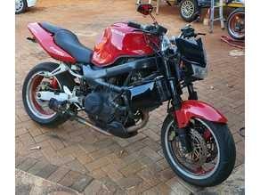 Honda VTR 1000 Firestorm Radiator Covers