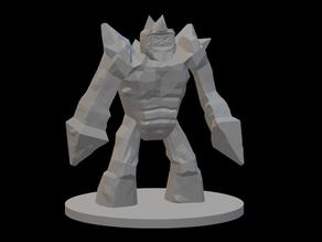Elemental - Ice Lord