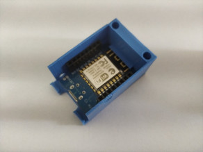 Wemos D1 mini General Purpose Box