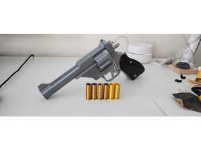 Single Action CO2 Airgun Revolver