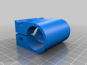1 inch PVC T Clamp