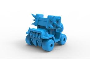 Stylized Toycar