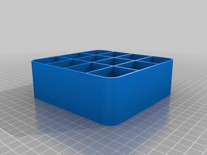 My Customized Parametric Tray Grid