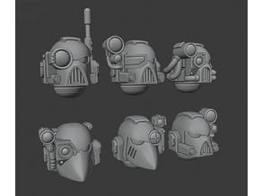 Firstborn heads - Heavy support Team verion