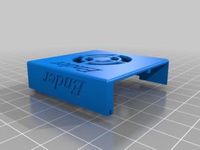 Ender 3 - Part Cooling Fan Guard & Silencer Kit