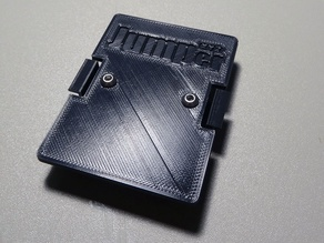 Module Bay Cover for Jumper T16 (or any JR style radio)