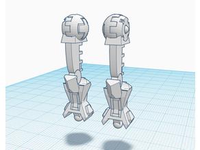 XV-8 Alternate longer legs