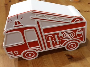 firetruck box