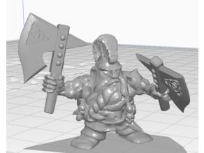 double axe dwarf