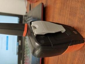 Cobra belt clip