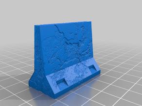 Urban Fantasy : 3D Printable Files Street Barrier