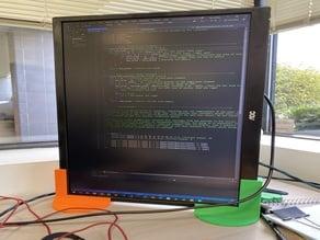 Vertical Monitor Stand (AOC E2470Sw)