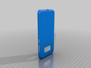 Blank S8 Case (MUST USE FLEXIBLE MATERIAL)
