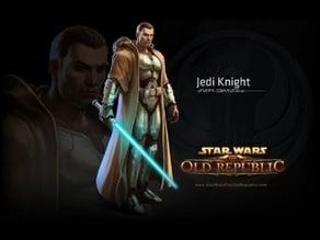 Jedi Knight Old Republic Lightsaber Hilt