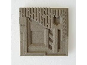 Freeman House Tile