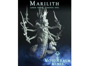 Marilith (DnD monster manual)