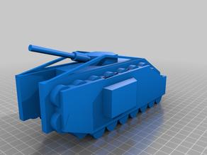 Uplift tank custom