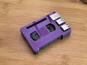 Raspberry Pi 4 B VHS Tape Case