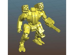 Small mech (robot) big trouble - Remix