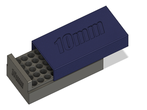 10mm Auto 50rds box.