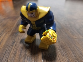 Lego Thanos Infinity Gaunlet, BIg Figure