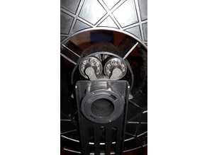 Ender 3 Pro snap-in universal spool adaptor