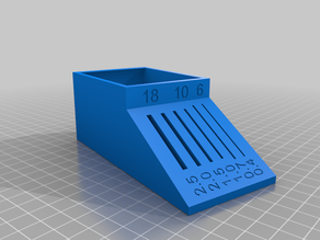 Tamiya and Aizu Masking Tape Holder for Modelers