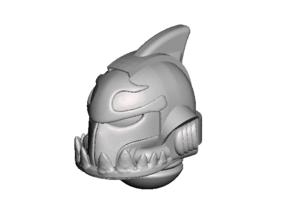 Primaticus sharkitus helmet