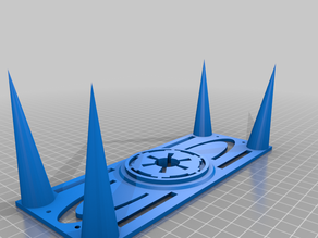 Imperial Ship Stand