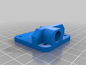 Creality CR-10 Ender 3 Flexible / TPU filament M10 Thread Bowden Limiter