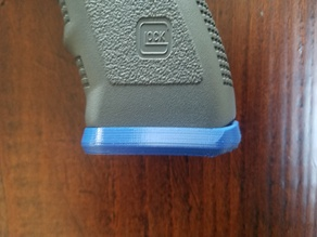 Glock 17 Gen 3 Flared Magazine Well