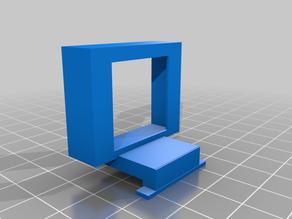 Motion Sensor Holder For RPI Touch Screen Case