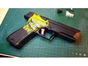 Cyma CM030 Glock trigger hook