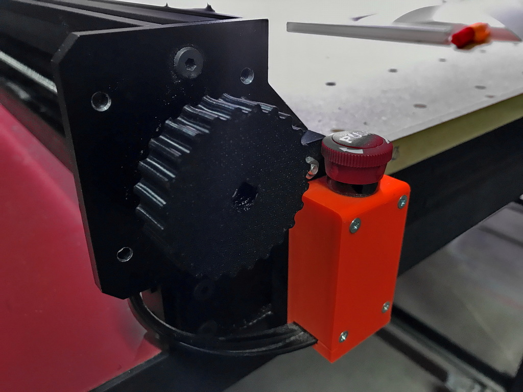 Tensionner Knob/ Bearings upgrade for Oozenest Workbee CNC and similar