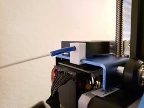 CR-10 V2 Filament Guide