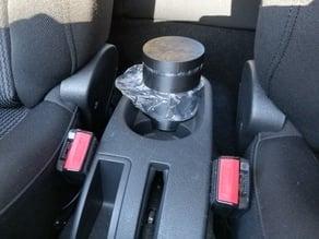 Car Trash in Drinkholder
