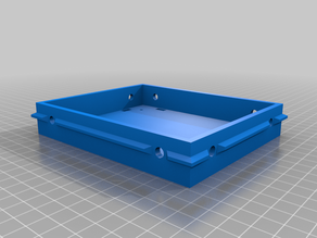 Simple SKR1.4 Mount for 2020 extrusion with active cooling