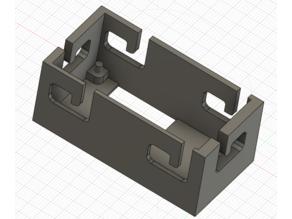VNH2SP30 shield simple case