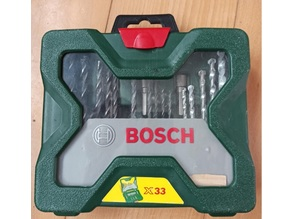 Bosch drill x33 box hook