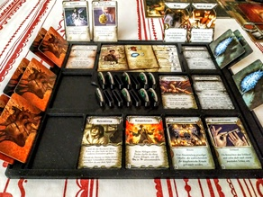 Mansions of Madness - Player board