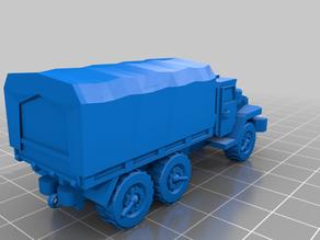 Ural 375 (version 2 - 4/9/19)