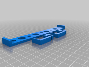 Pegboard Hook and Support