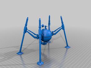 OG-9 Spider Walker (star wars legion scale)