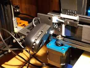 Artillery Sidewinder X1 Camera Mount Logitech C270