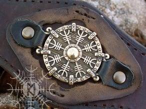 Viking Bracelet Brooch Pendant Necklace