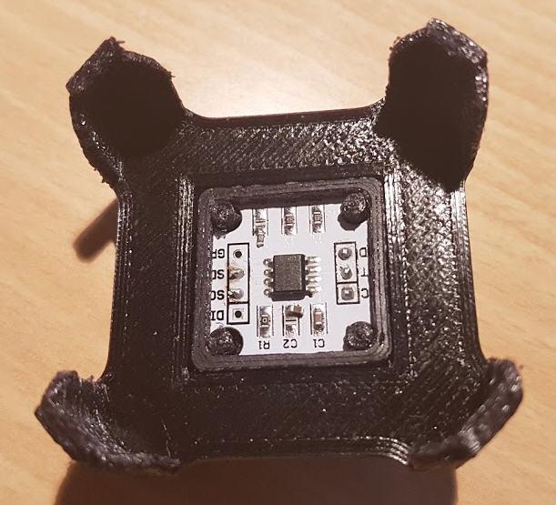 AS5600 encoder holder for NEMA17 stepper motor