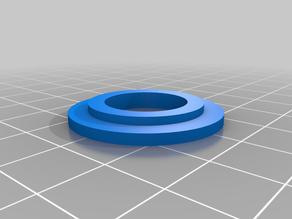 Adapter Ring für Multi Cutter von 15,5mm auf EU Standard 22mm