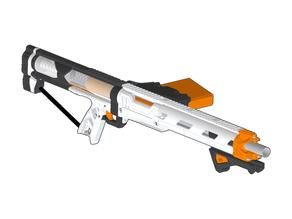 Mega Caliburn - Raider Magwell