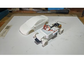 OpenZ v25 Chassis (1:28 RC)