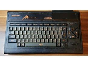 Panasonic FS-A1 MSX2 slot cover